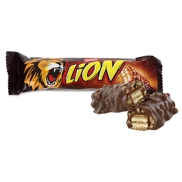 Nestle Lion Bar - 1.76oz (50g)