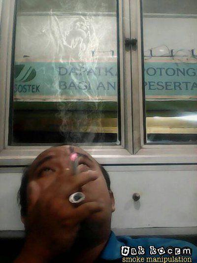 smoke manipulation  by Cakkocem