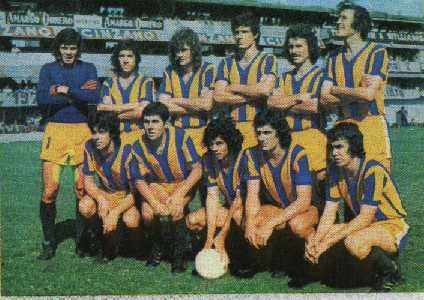 1973 - Club Atletico Atlanta - Argentina