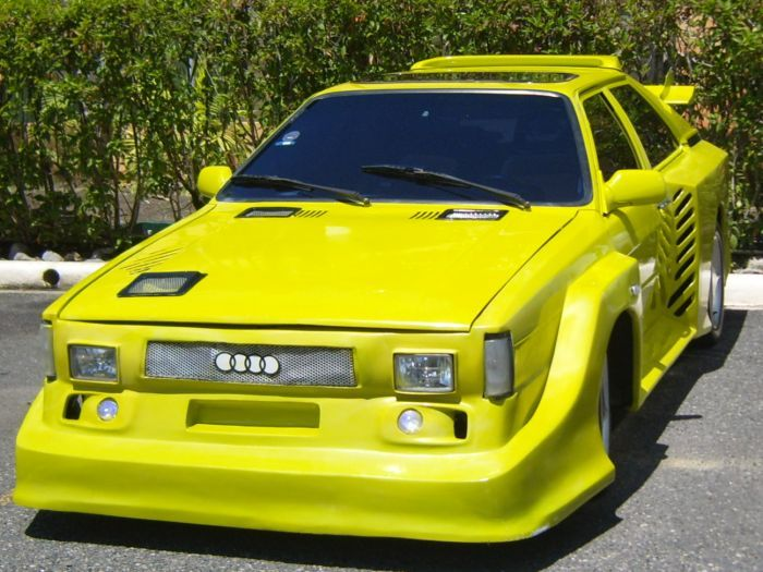 11 Cars That Were Told They Could Be Anything They Wanted — So They Became Something Else