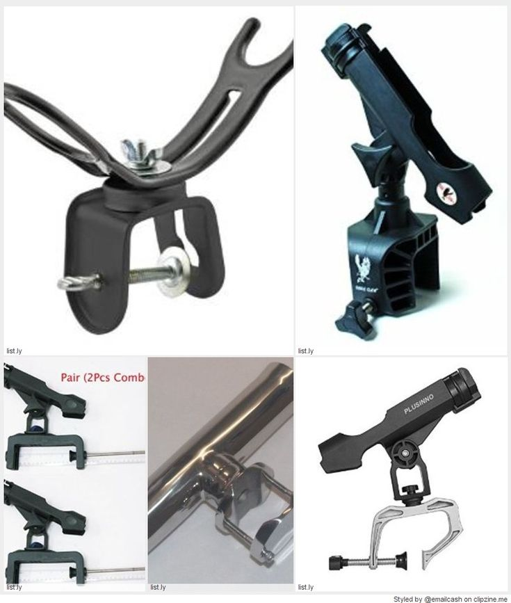 Best Clamp On Fishing Rod Holders