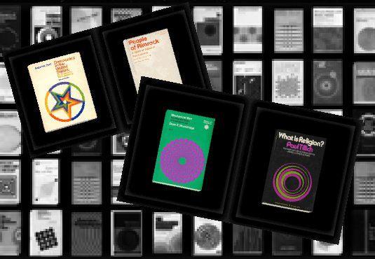 #Εξώφυλλα_βιβλίων Οπ Αρτ δεκαετίας '50, '60,΄70 αναβιώνουν στην ψηφιακή εποχή _______________________ Επιμέλεια: Δήμητρα Ντζαδήμα #book #cover #digital #retro #opart http://fractalart.gr/op-art-book-digital/