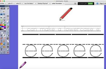 Common Core State Standards aligned ELA- Word Work: Letter Formation -CCSS.ELA-LITERACY.L.K.1.A Print many upper- and lowercase letters. -CCSS.ELA-LITERACY.RF.K.1.A Follow words from left to right, top to bottom, and page by page. -CCSS.ELA-LITERACY.RF.K.1.B