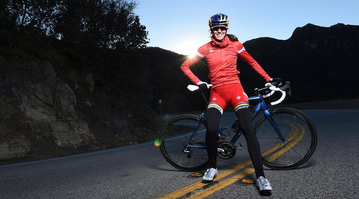 Gwen Jorgensen Rio 2016 Olympic triathlon preparation | Downhill Battle: How Gwen Jorgensen pushed past her fears ahead of Rio Olympics | SI.com