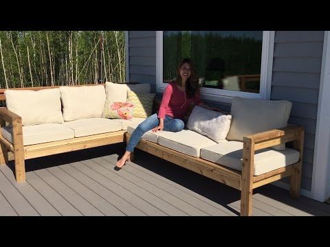 Best 25+ Outdoor Sofas ideas on Pinterest | Pallet bench