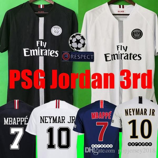 low priced 0ef33 74028 Thailand maillots PSG soccer jersey 2019 Paris MBAPPE saint ...