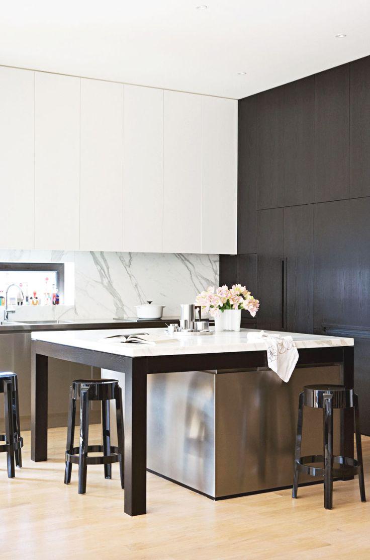 140 best LOFT KITCHEN images on Pinterest | Loft kitchen, Counter ...