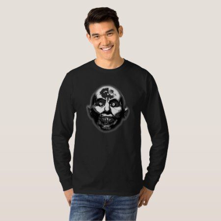 Barlow, vampire T-Shirt - click/tap to personalize and buy