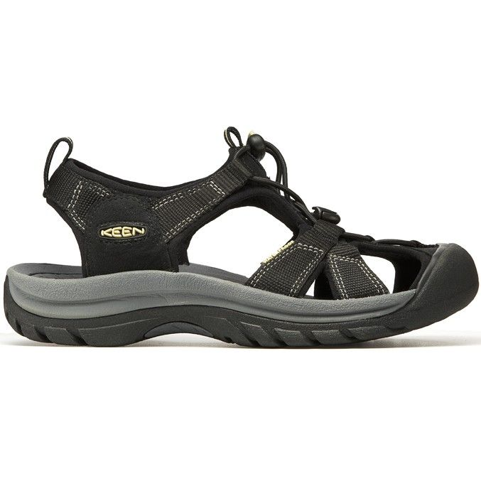 Keen Venice H2 W Black fra Outnorth.