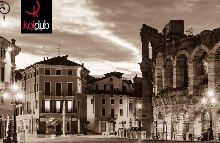 Koldub ti raggiunge a Verona, corso formativo di trucco professionale