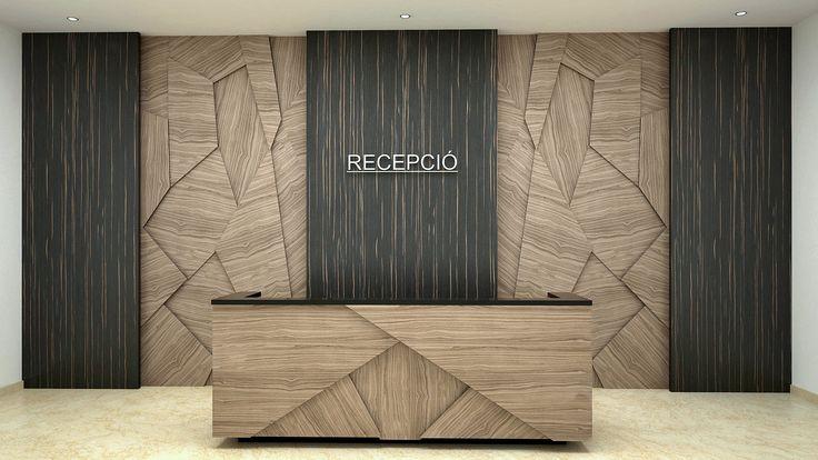 Emelje új szintre cége recepcióját! http://asztalkell.hu/termekek/recepcio/egyedi-recepciok/