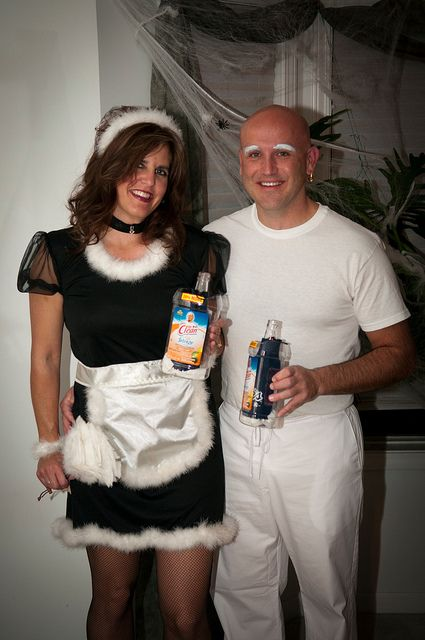 mr clean and the maid flickr photo sharing