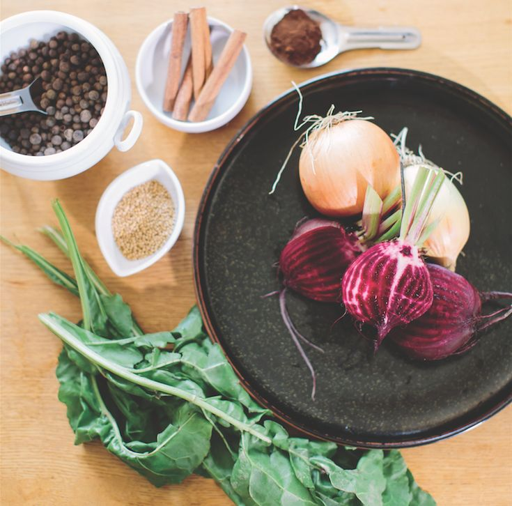 Turn the classic beet into a zesty surprise with this spicy pickled beets recipe from Ball canning. Yield: about 4 pints. Photo by Courtney Michalik