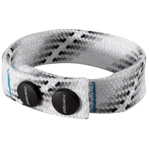 Bauer Skate Lace Hockey Bracelet for caleb