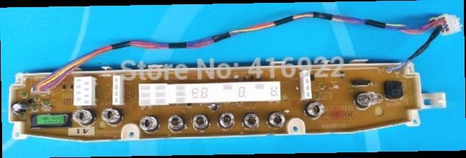 46.85$  Buy now - http://ali5wi.worldwells.pw/go.php?t=1608520289 - Free shipping 100% tested for Sanyo frequency conversion washing machine b835s computer control board xqb60-b835s on sale 46.85$