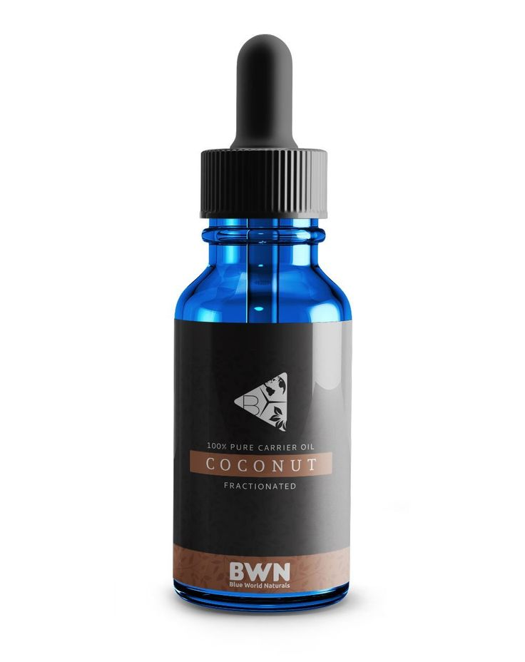 Coconut (60 ML) - 100% Pure Carrier Oil -Use with Therapeutic Grade Essential Oils by Blue World Naturals -- Trust me, this is great! Click the image. : pure essential oils