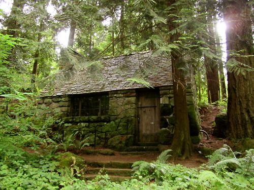 Leach Botanical Garden Portland OR Places Spaces