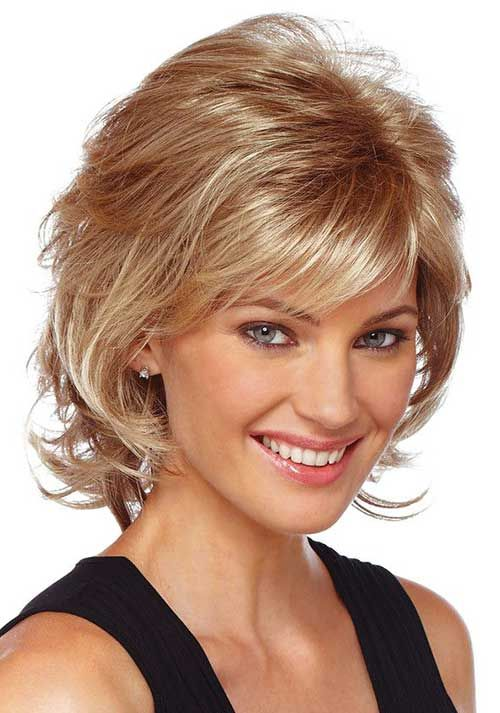 The Best Short Layered Hairstyles Ideas On Pinterest Hair - Hairstyles for short hair layered