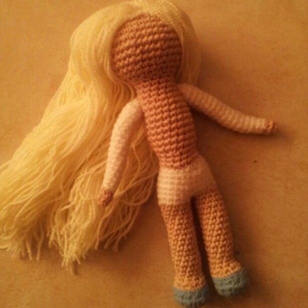 #elsa #frozen #amigurumi #knitting #crochet #hechoamano #chile #manos chilenas #handmade