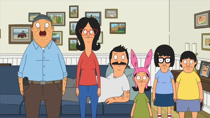Bob's Burgers Season 5 Episode 19 Housetrap | Watch cartoons online, Watch anime online, English dub anime