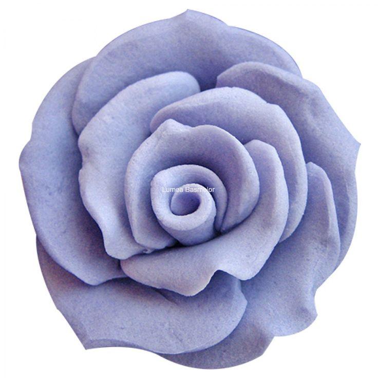 Trandafiri mici 42 buc mov