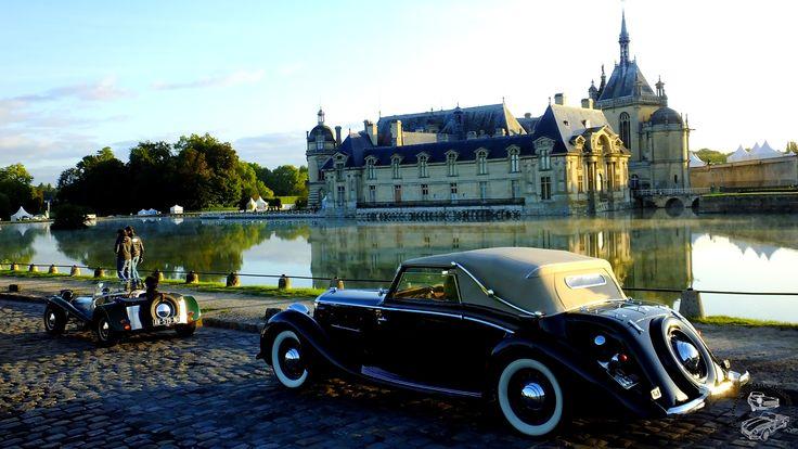 Chantilly Arts et Elegance
