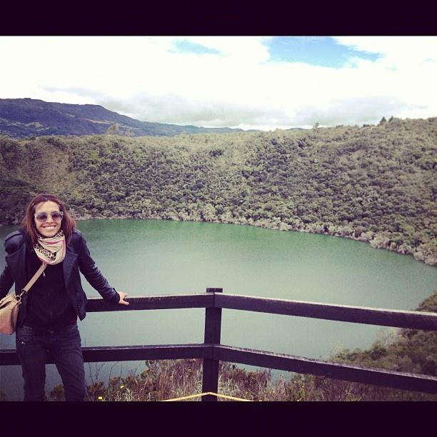 Guatavita, La Laguna de la leyenda