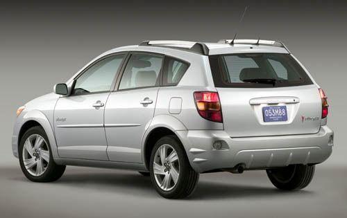 2005 Pontiac Vibe GT Fwd 4dr Wagon