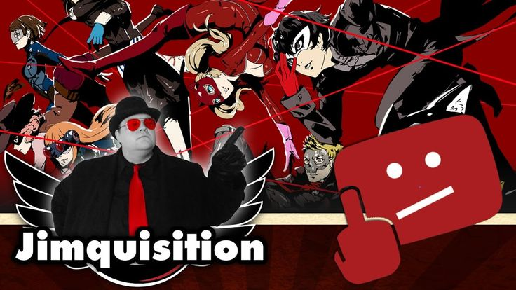 [Video] Oh Atlus Honey No... (Discussing Atlus and Persona 5's screenshot video & streaming restrictions) - The Jimquisition #Playstation4 #PS4 #Sony #videogames #playstation #gamer #games #gaming