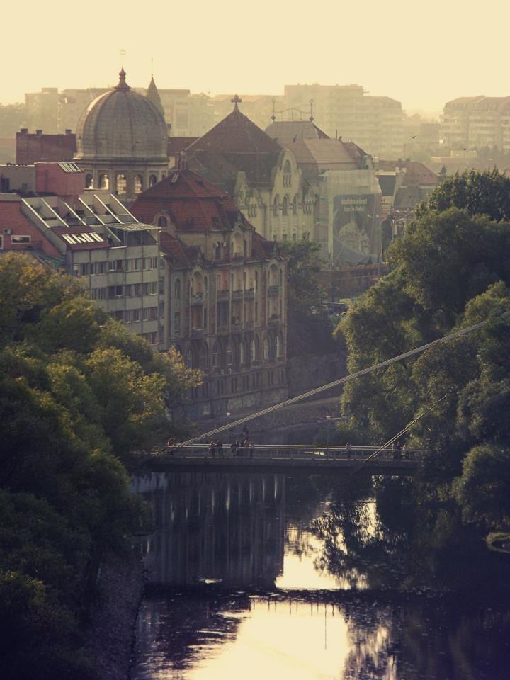 Oradea city, Romania www.romaniasfriends.com #Aug2014