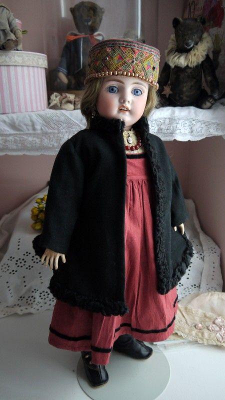 Оригинал взят у tantelina в Куклы - дети фабрики Хойбах Каждый, кто прочитал этот заголовок, сразу догадался, о какой фабрике пойдет речь. Да, конечно, о знаменитой…