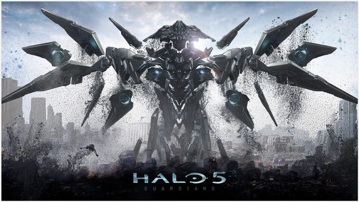 Halo 5 Video Game Wallpaper   halo 5 game wallpaper