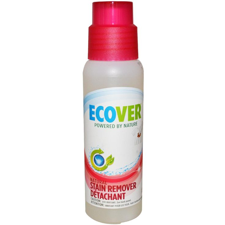 Ecover, Natural Stain Remover, 6.8 fl oz (203 ml) Use code BSG128 for up to $10 off your 1st order Orders over $20 ship free