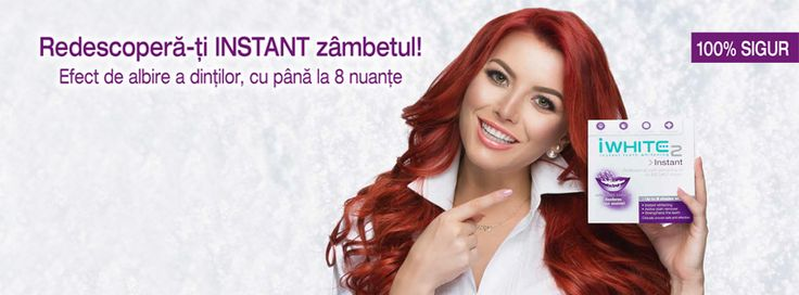 IWhite 2 Instant Teeth Whitening the perfect accessory for a glam night