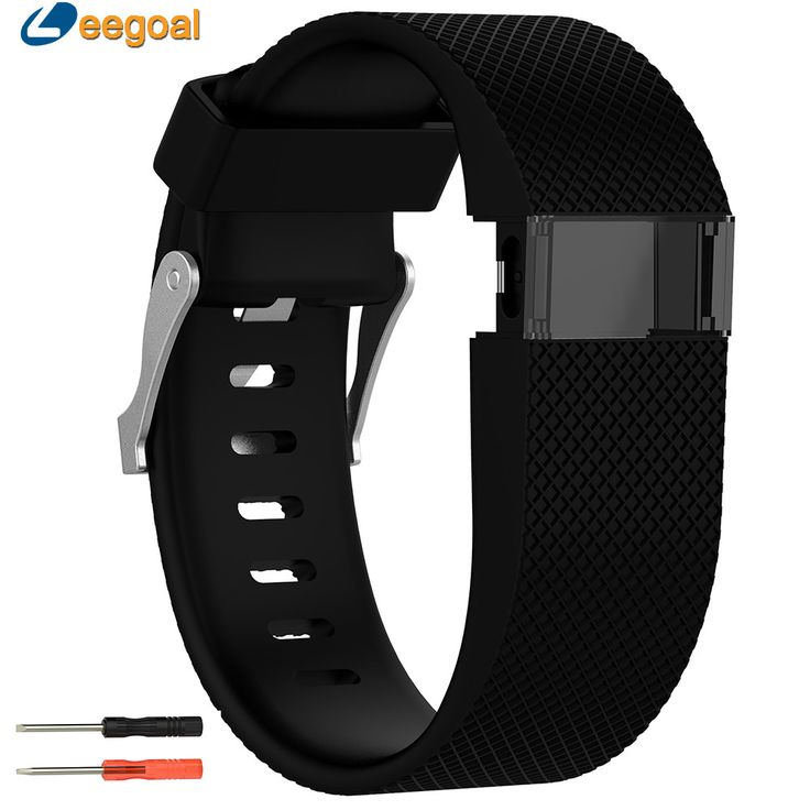 >> Click to Buy << Leegoal Replacement Bands Strap For Fitbit Charge HR Wearable Devices Accessories Silicone Metal Clasp for Fitbit Smart bands #Affiliate
