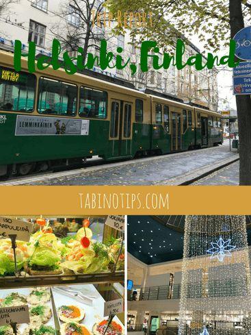 2days in Helsinki ヘルシンキ旅行