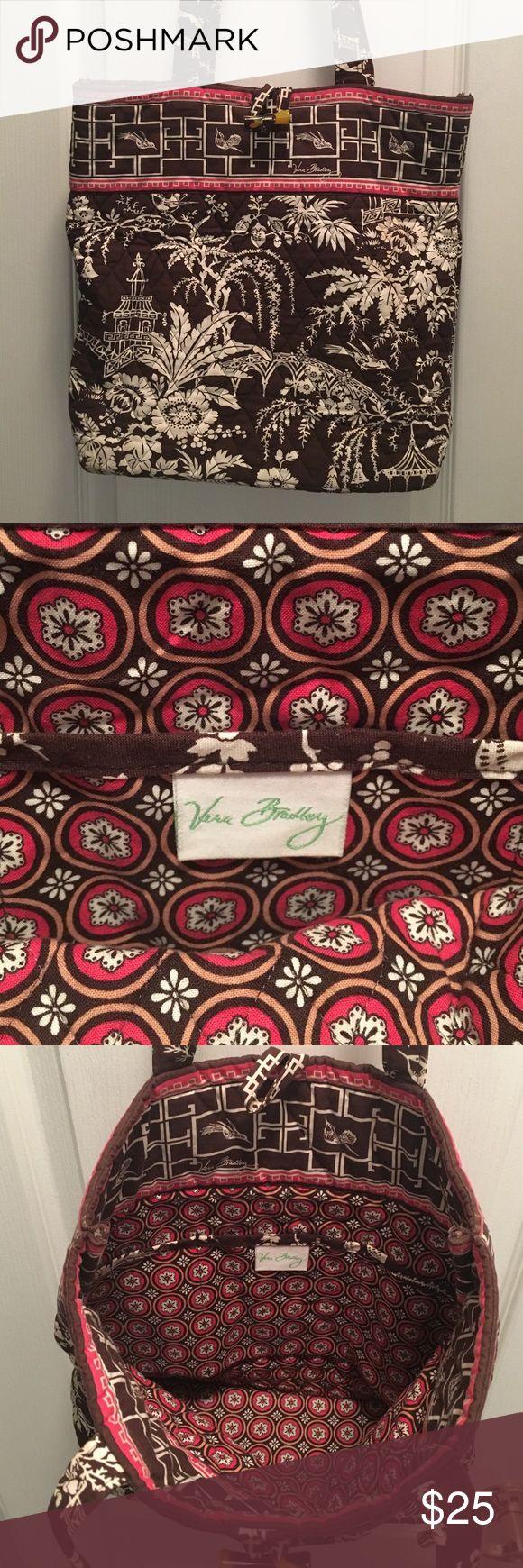 Vera Bradley Tote Bag Excellent condition Vera Bradley Tote bag. Barely used. Vera Bradley Bags Totes