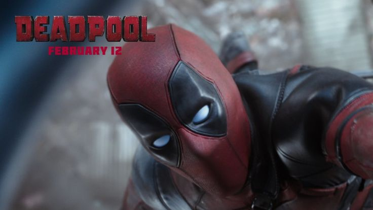 Deadpool Trailer Released With 5% New Footage!