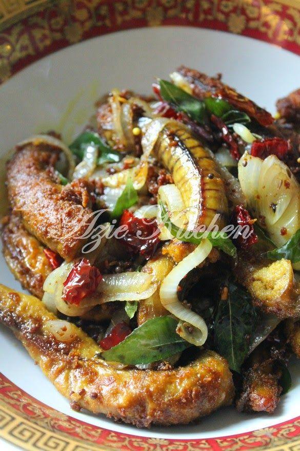 Saya Makan Lauk Yang Menggunakan Resepi Ini Yang Dimasak Oleh Hafizah Wife Tuan Hairani Ini Dah Lebih Resep Masakan Asia Resep Seafood Resep Masakan Malaysia