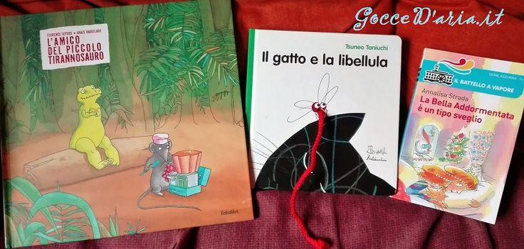Regala un libro a Natale ed.4: 3 nuovi libri per i birbanti di casa e una nuova amicizia virtuale!