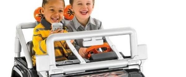 Best Electric Jeeps for Kids 2014 - Best Boys' and Girls' Ride-On Jeeps | A Listly List