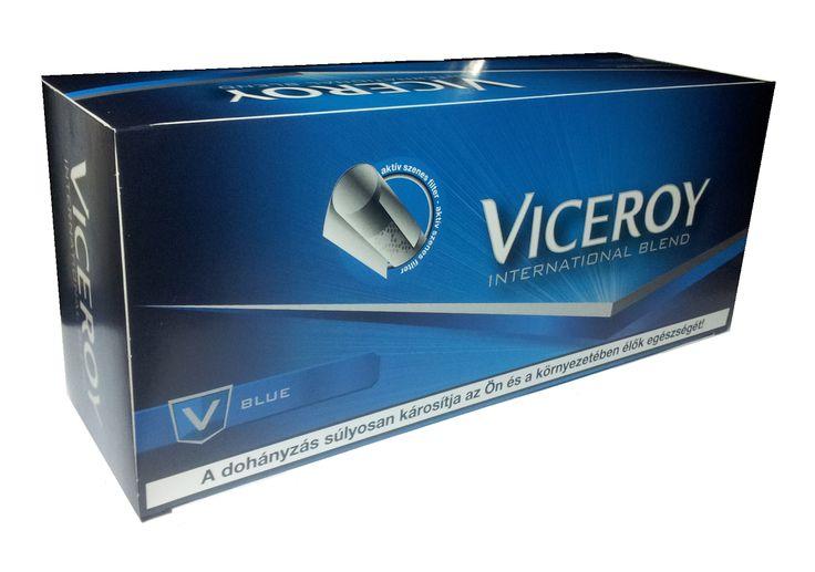 Tuburi tigari Viceroy albastru cu carbon activ - 1 cutie de tuburi pentru tigari contine 200 tuburi goale; culoare filtre tigari: alba; culoare foita tigara: alba; dimensiune tub - standard. Pentru comenzi si alte detalii: www.tuburipentrutigari.ro