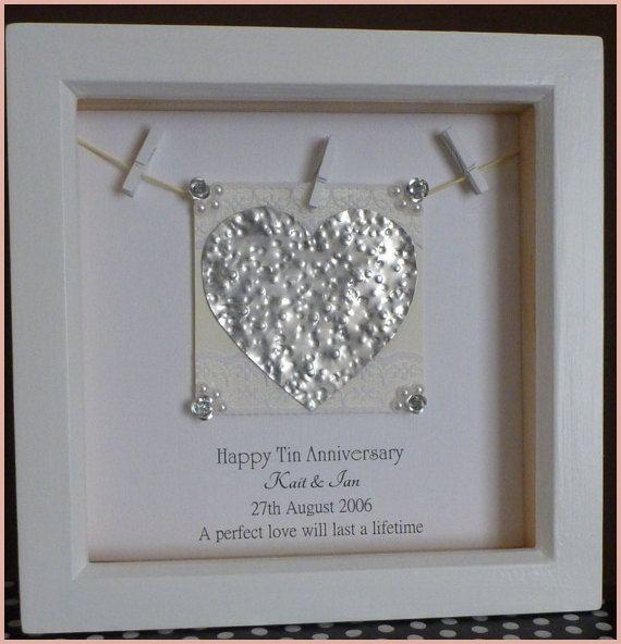 Wedding Anniversary Gifts Diy Wedding Accessories In 2020 10 Year Wedding Anniversary Gift 10th Anniversary Gifts 10 Year Anniversary Gift