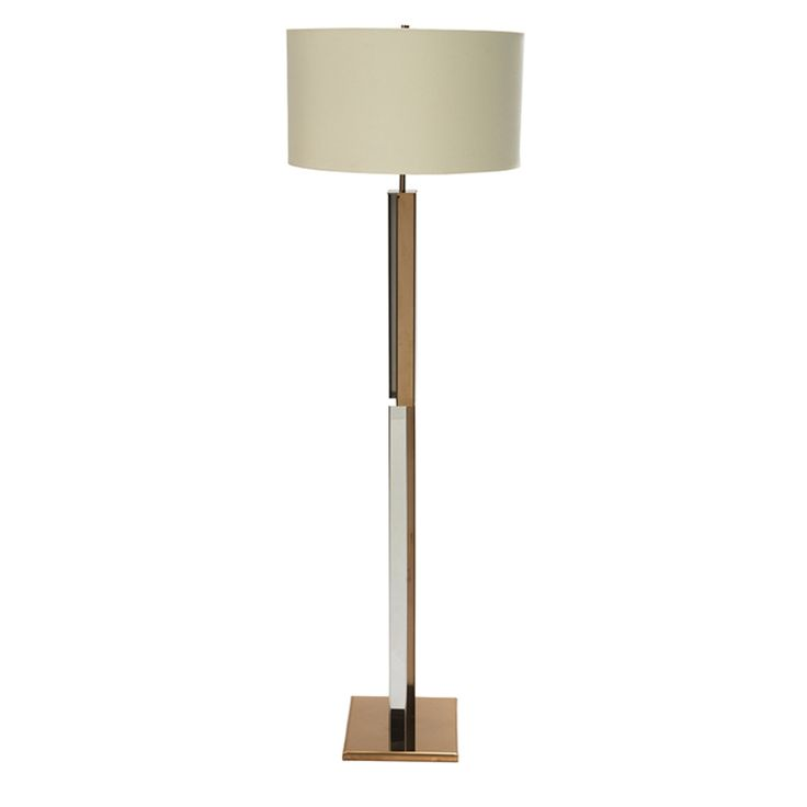 Pyrgos Floor Lamp  Contemporary, Transitional, Metal, Floor by Donghia