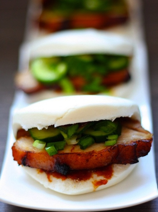 Momofuku's Pork Buns: the fastest way to every man's heart. Pork buns.