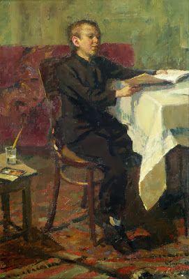 Grinyuk,  Ivan Aleksandrovich (1995-1996) Schooljongen, 1979