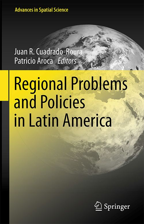 Regional problems and policies in Latin America (PRINT VERSION). http://biblioteca.cepal.org/record=b1251794~S0*spi. The book is in three main parts: a general overview of regional processes and trends in Latin America as a whole; country-level coverage of seven individual countries; and comparative analyses of common major problems such as migration, education, labor, poverty, decentralization, exports and foreign direct investments.