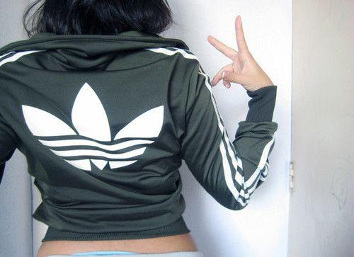 Adidas Girl Tumblr April 2017