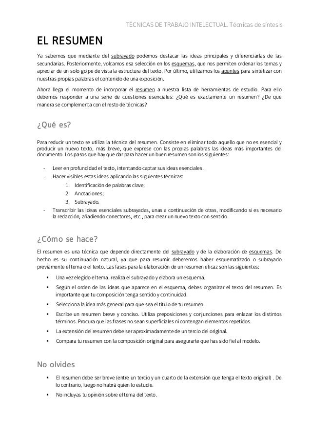 El Resumen Y Ejemplos Wonderful El Resumen Y Ejemplos Como Hacer Un Resume Para Trabajo Now That In 2020 Job Resume Template Best Resume Template Overused Words