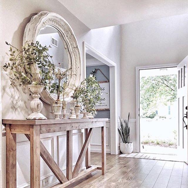 80 Awesome Modern Farmhouse Staircase Decor Ideas: 50 New Construction Modern Farmhouse Inspiration In 2020